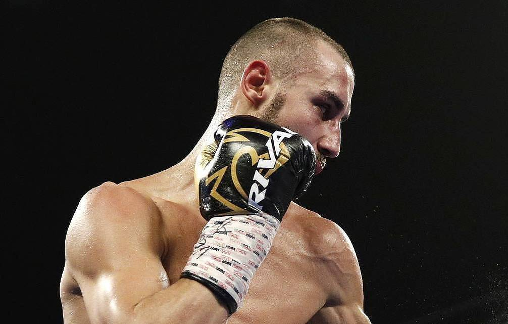 Heartbreaking video shows trainer pleading with boxer Maxim Dadashev to quit fight