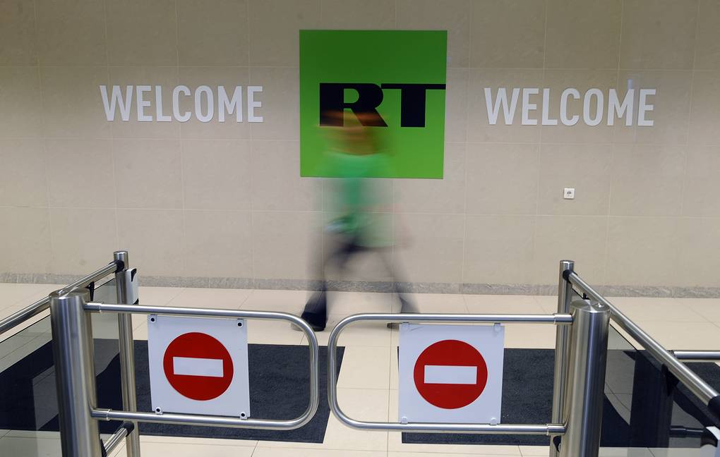 Ofcom fines RT £200,000 for failing to maintain impartiality