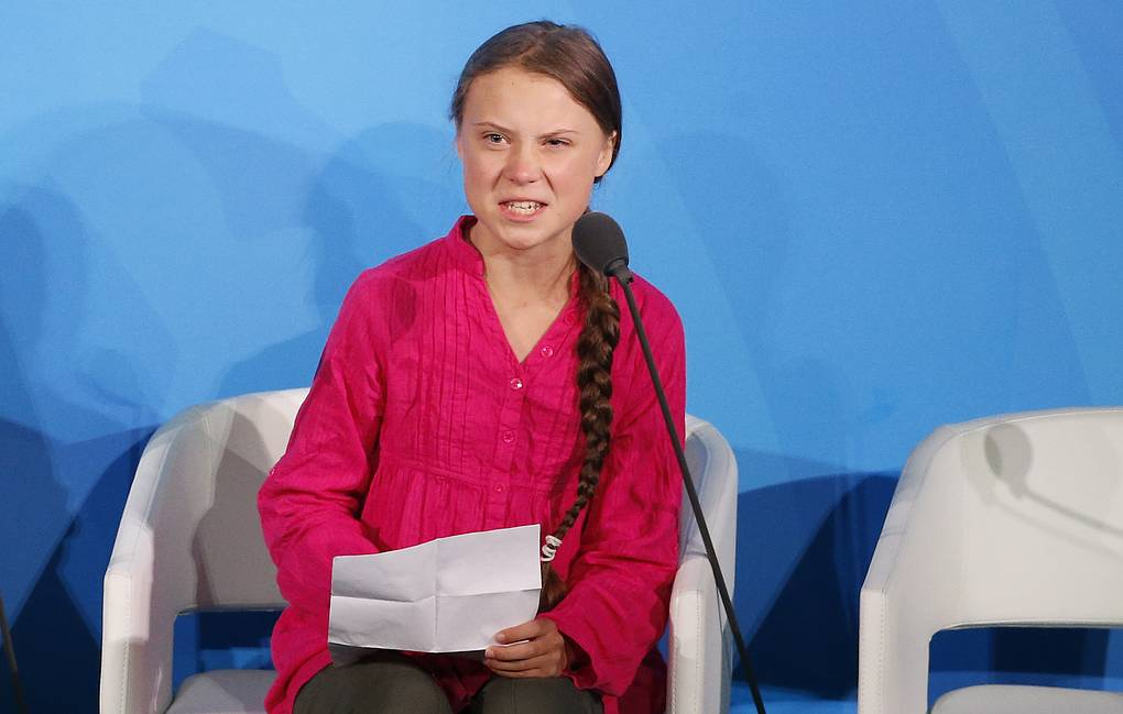 Why Australia's most high-profile child psychologist fears for Greta Thunberg