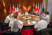 G7 Summit working dinner in Elmau, Germany