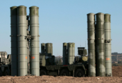 Russia's S-400 air defense systems