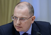 Russian Foreign Ministry's Commissioner for Human Rights, Democracy and Supremacy of Law Konstantin Dolgov