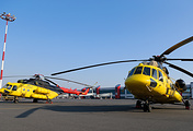 Mi-171 multirole helicopters