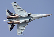 Su-35 fighter aircraft