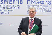 Head of Russia's Accounts Chamber, Alexei Kudrin