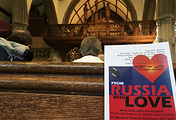 """A concert titled """"From Russia With Love"""" held at St Martin's Church"""