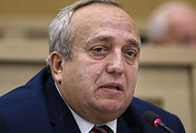 Russian Federation Council member Frants Klintsevich