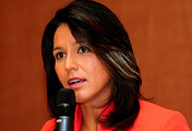 US Congresswoman Tulsi Gabbard