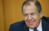Russia's top diplomat has occupied his post since 2004. Photo: Russia's Foreign Minister Sergei Lavrov seen during his annual press conference on Russia's foreign policy, January 2016