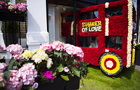 RHS Chelsea Flower Show is a garden show held for five days in May by the Royal Horticultural Society in London