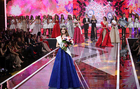 Alina Sanko won the final of the 2019 Miss Russia National Beauty Contest