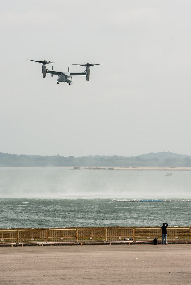 MV-22B Osprey (USA)
