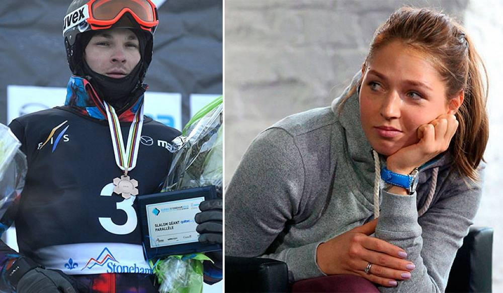 Snowboarders Vic Wild and Alena Zavarzina got married in 2011. Vic now has Russian citizenship