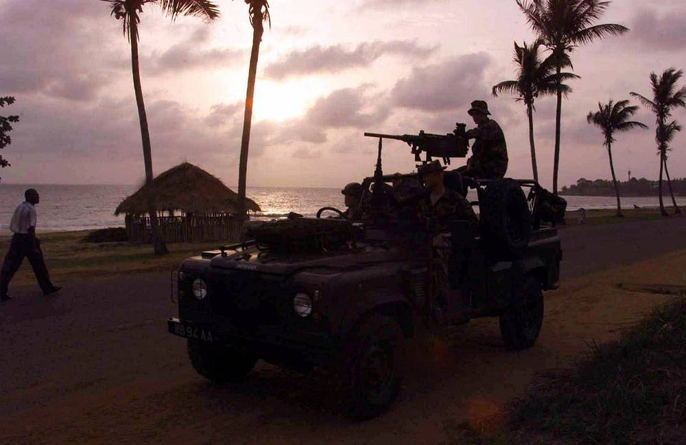 Mission in Sierra Leone. Sierra Leone Civil War lasted 11 years (1991-2002), enveloped the country, and left over 50,000 dead