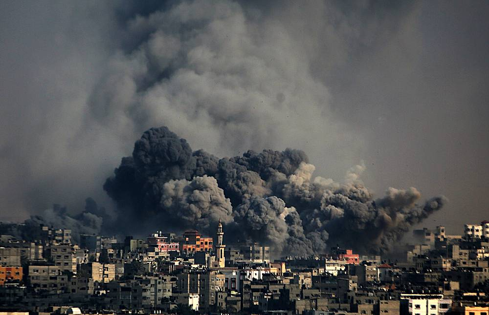 The military operation in the Gaza Strip was launched on July 8
