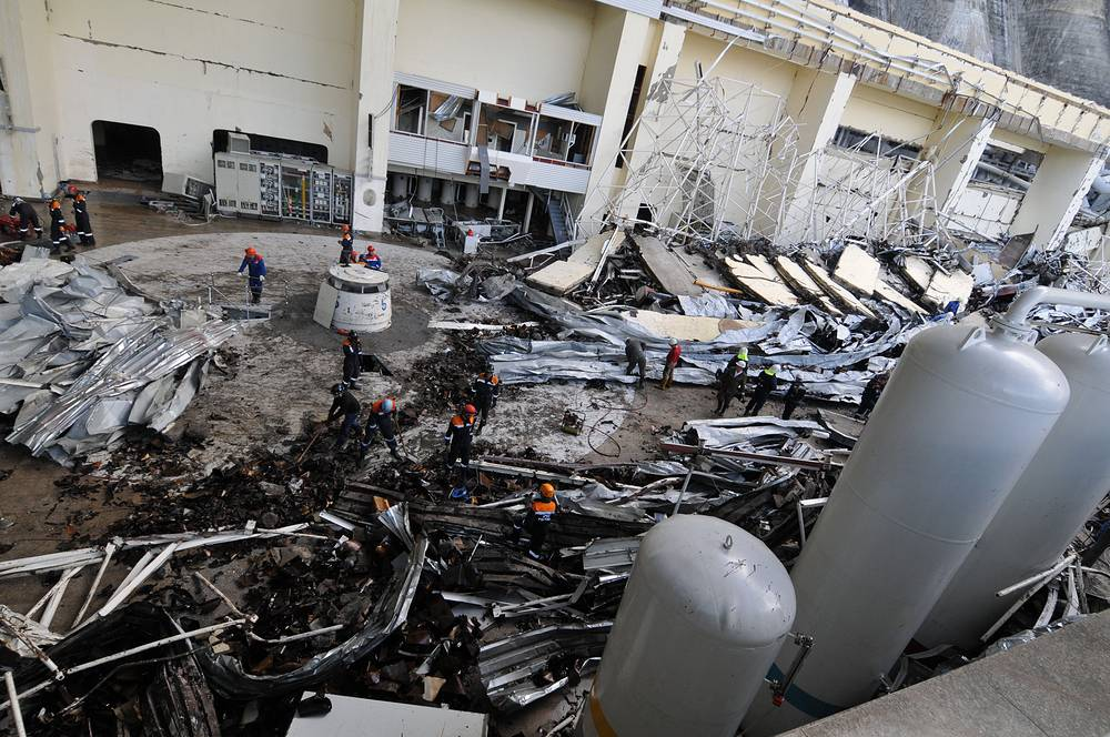 The damage was estimated at over $13 million