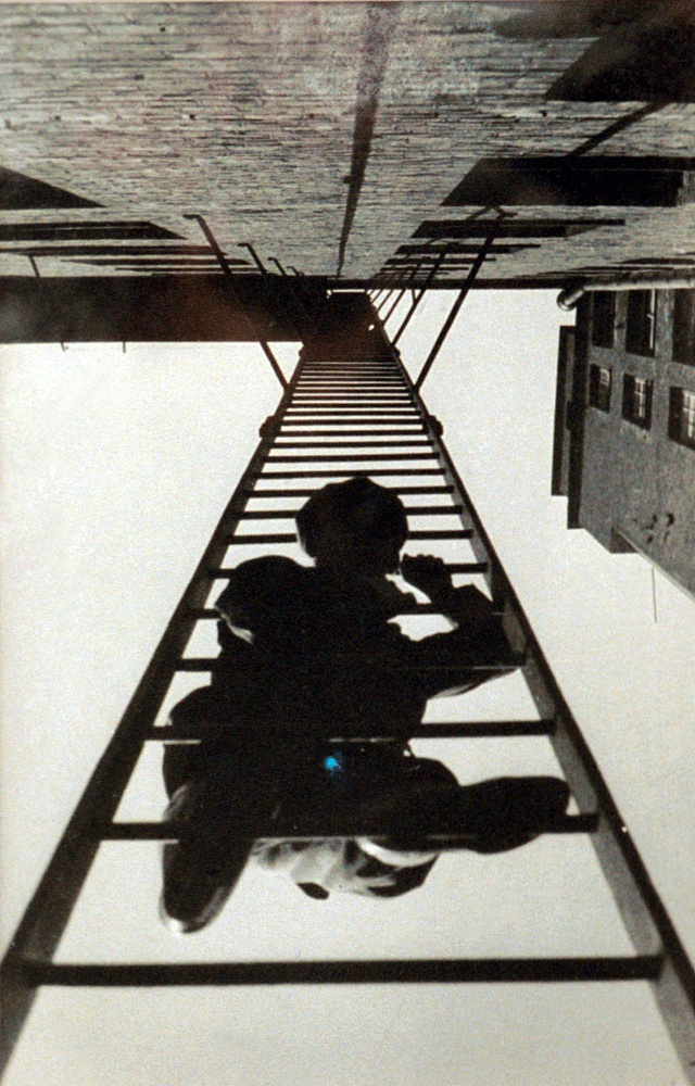 'Ladder' by Alexander Rodchenko
