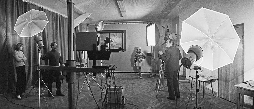 Fotokhronika TASS photo studio, 1976