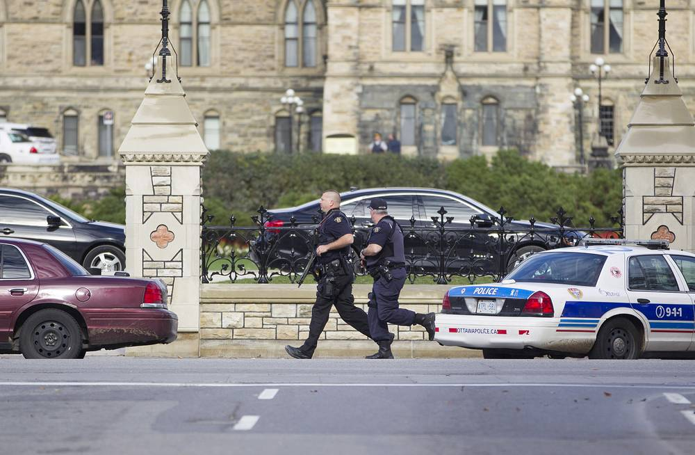 On October 22 a series of deadly shootings hit Ottawa first taking place at the National War Memorial, where a soldier was shot dead, and then moving on to the country's Parliament