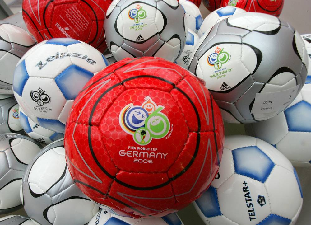 2006 FIFA World Cup took place in Germany