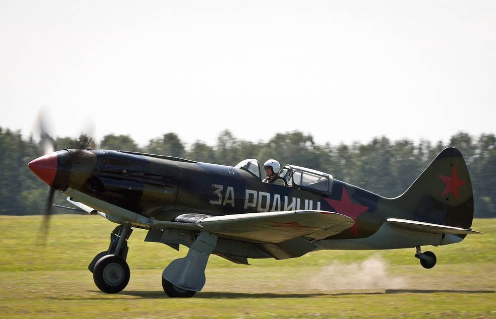 MiG-3 was a Soviet fighter was a development of the MiG-1 aircraft and also used during World War II