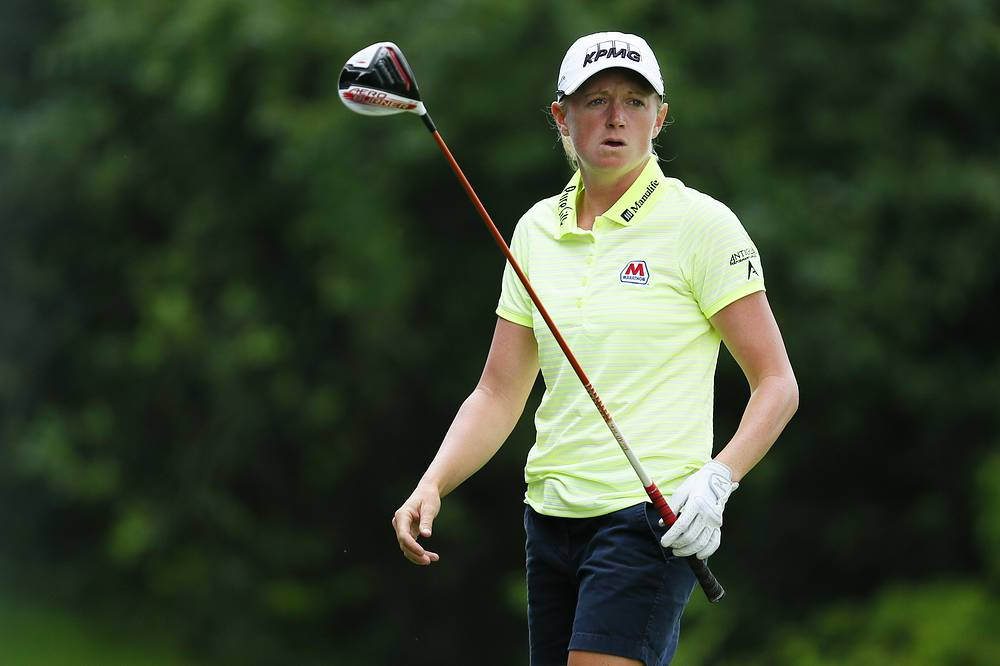 American golfer Stacy Lewis ($6.4 million)