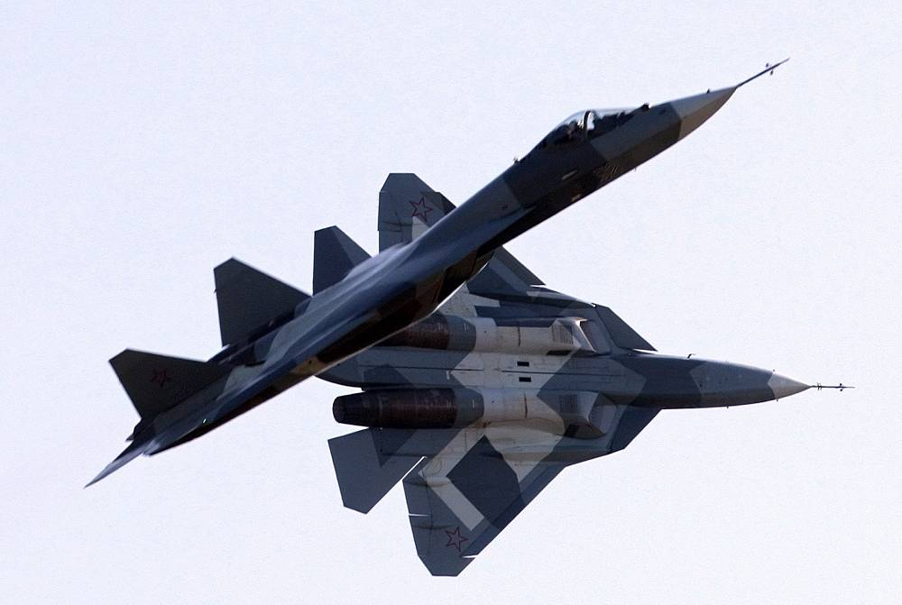 Russia's T-50 fighter