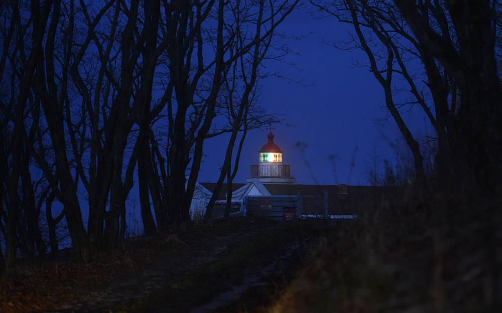 Busse lighthouse