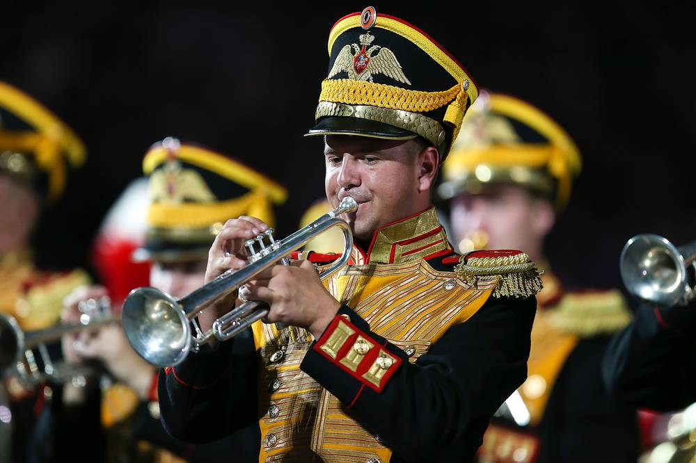Central Military Band of Russia's Ministry of Defense