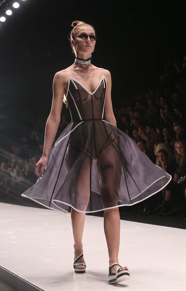 Collection by designer Dimaneu as part of the Fashion Time Designers project