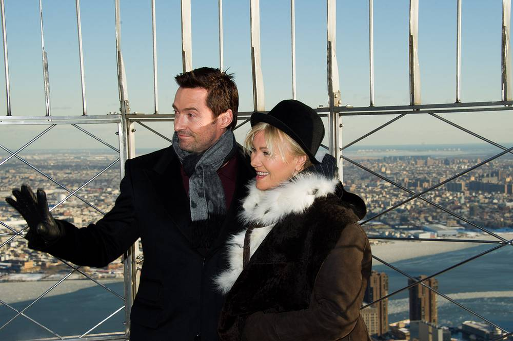 Hugh Jackman and Deborra-lee Furness have been married for 21 years