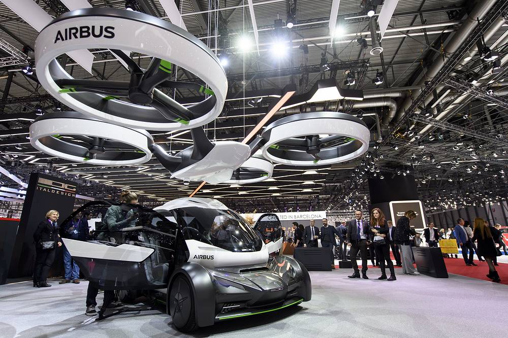 Italdesign Pop.Up Airbus