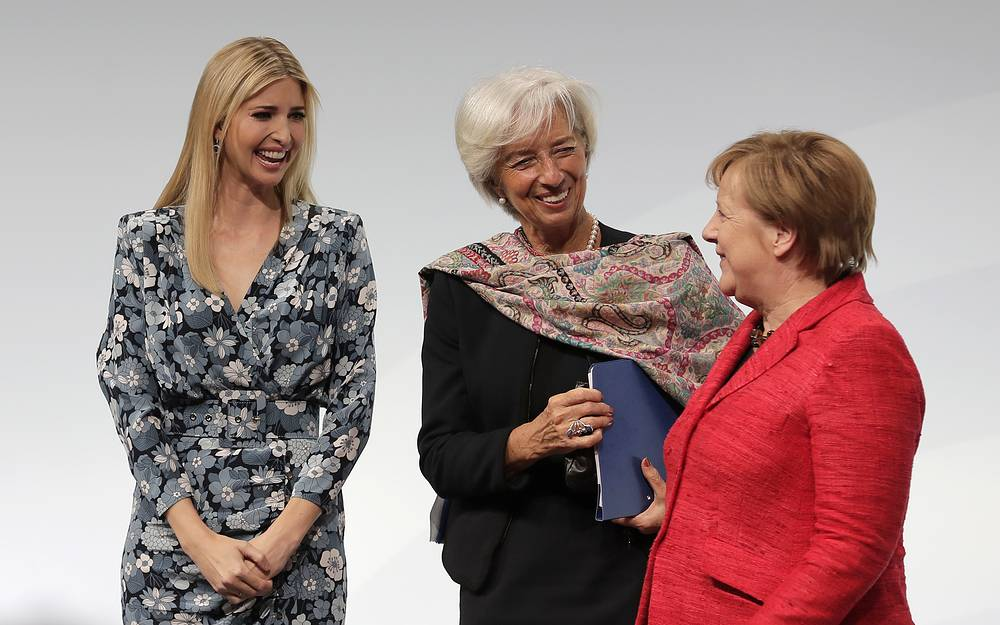 The aim of the event organised as part of the G20 presidency in Germany is to put women into a better economical position, give them more opportunities in the labour market and allow a bigger involvement in entrepreneurship