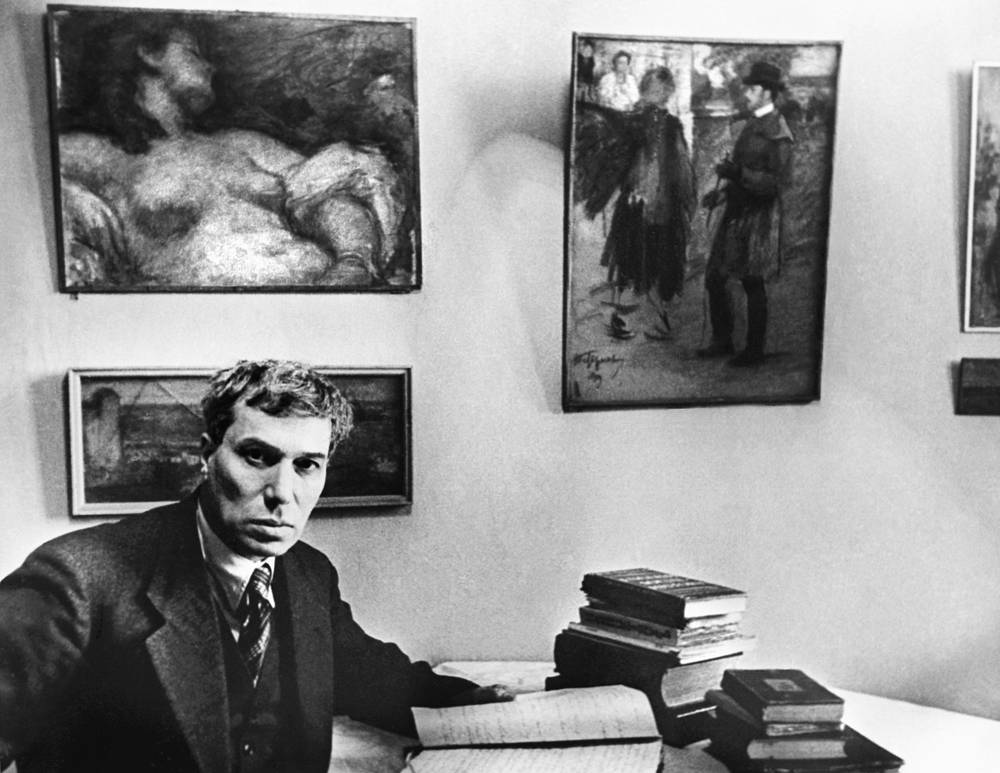 "In 1958, the Nobel Prize in Literature was awarded to Boris Pasternak ""for his important achievement both in contemporary lyrical poetry and in the field of the great Russian epic tradition"""