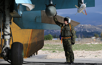 Russian planes took off from Iranian airdrome to eliminate 150 militants in Syria