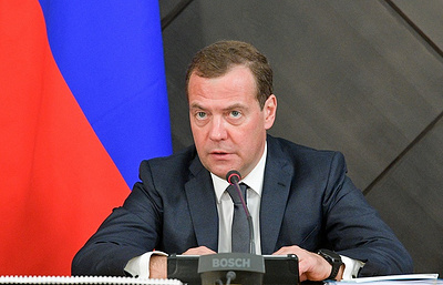 Russian premier compares new sanctions to declaration of economic war