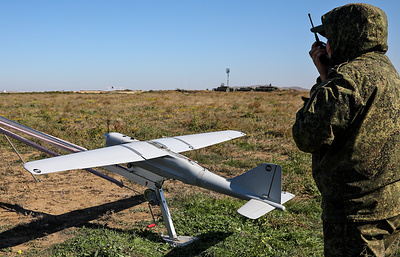 Russian hi-tech firm developing non-lethal stun weapons for drones and robots