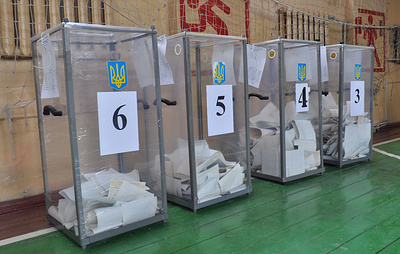 Zelensky's party leads in Ukraine's parliamentary polls with about 50% of votes