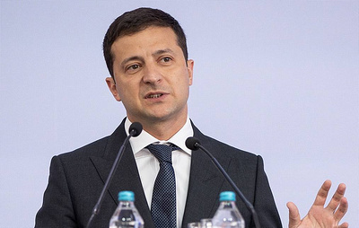 Zelensky says local elections in Donbass possible only after disengagement of forces
