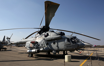 Russia delivers to China first Mi-171 helicopter with VK-2500 engines
