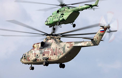 Mexico not to buy Russian military helicopters – newspaper