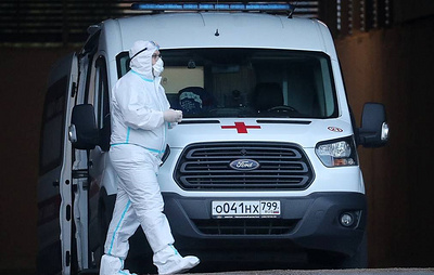 67 more coronavirus patients die in Moscow in past day