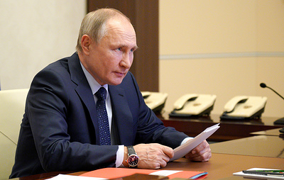 Putin continues to advocate good relations with US – Kremlin