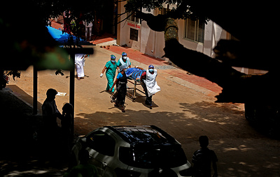 India records below 100,000 COVID-19 infections for four straight days – Health Ministry
