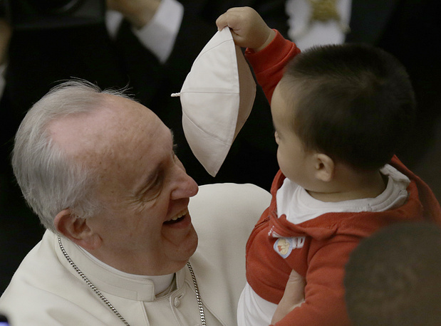 Pope Francis elected as the new head of Roman Catholic Church. He is the first Pope in 1200 years not from Europe.