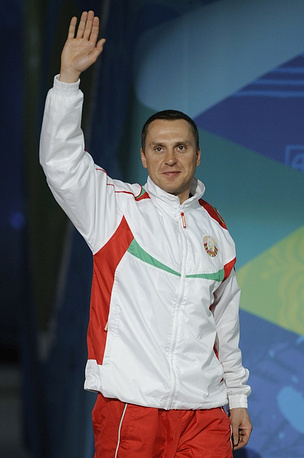 Freestyle skier Alexei Grishin to bear the flag of Belarus