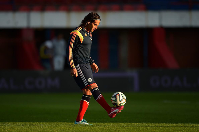Though Columbia did qualify for the World Cup, Radamel Falcao will miss the championship due to an injury