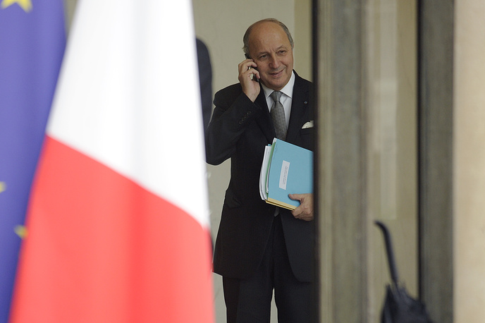 French Foreign Minister Lauren Fabius has become the best connected foreign minister