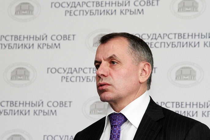 In response to a ban on Crimean imports to the EU, Chair of the republic's State Council Vladimir Konstantinov said economic sanctions would not affect the region's economy and were primarily of political significance