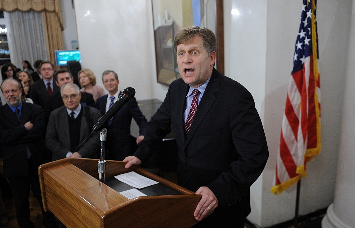 "Michael McFaul, a Stanford academic, headed the US diplomatic mission in Moscow in 2011-2014. Russian Foreign Minister Sergei Lavrov described him as ""a political appointee who took liberties."" McFaul confessed that the Russia-US rift over Syria was one of his major failures as ambassador."